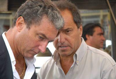 """Guiño entre los Scioli: Daniel """"fue el que interpretó mejor el resultado electoral"""""""