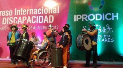 Exitoso cierre del Congreso Internacional de Discapacidad