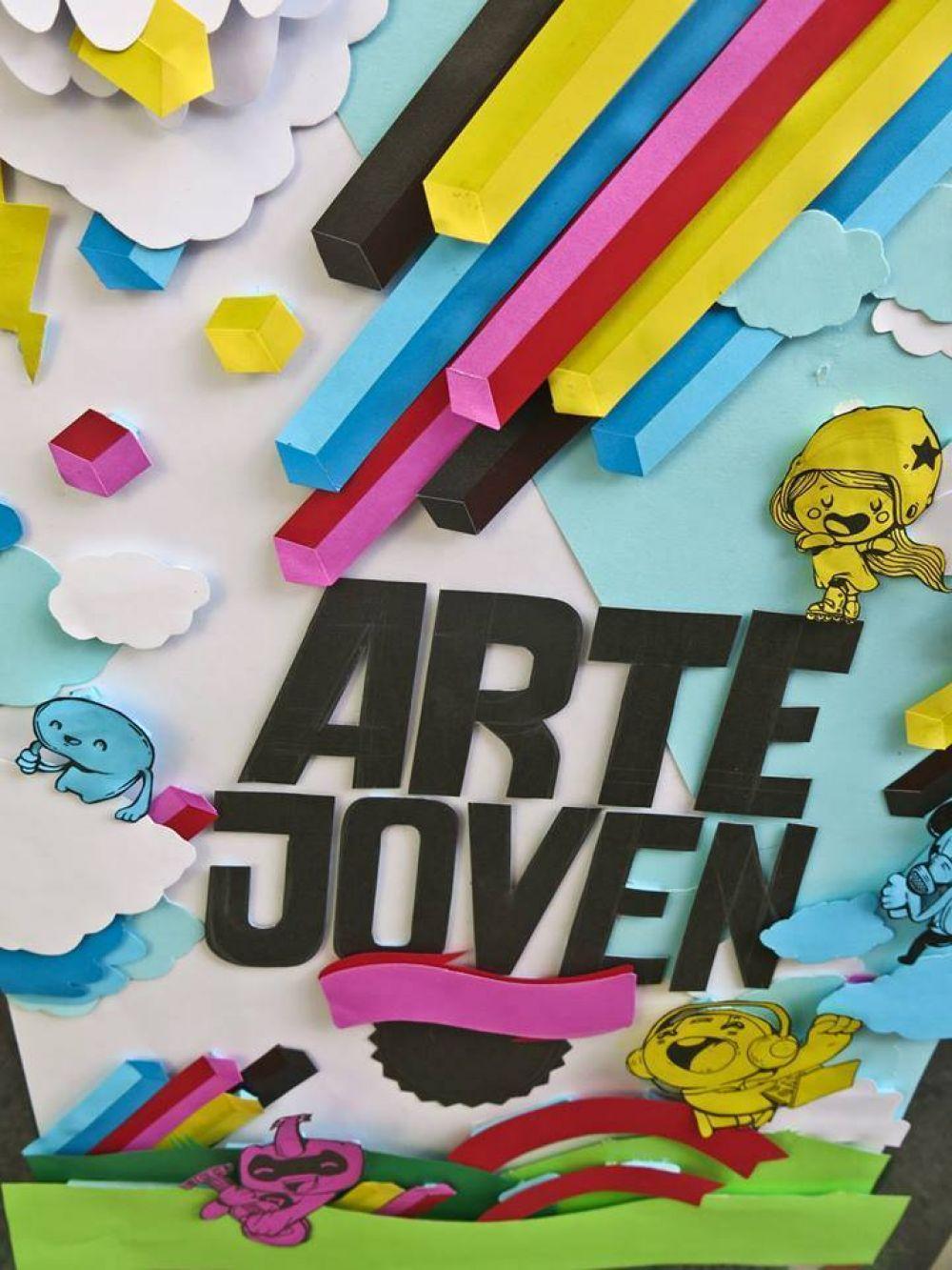 La Plata: Festival de Arte Joven 2013 en el Pasaje Dardo Rocha este fin de semana