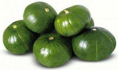 Los zapallitos, imposibles: 40 pesos el kilo