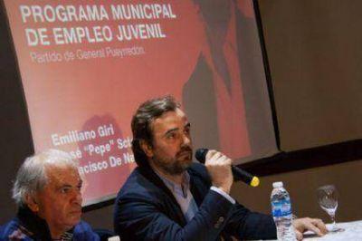 """Emiliano Giri: """"El 30% de nuestros jóvenes están desocupados"""""""