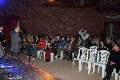 "El Vicegobernador participo del 9º Encuentro Latinoamericano ""Mishquila de Arpas"""
