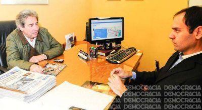 """Ricardo Petraglia confía en sacar más votos y captar al electorado """"peronista"""""""