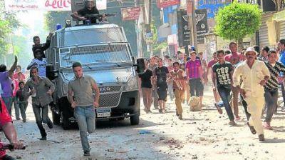 Los militares blindan Egipto y ahogan marchas de islamistas