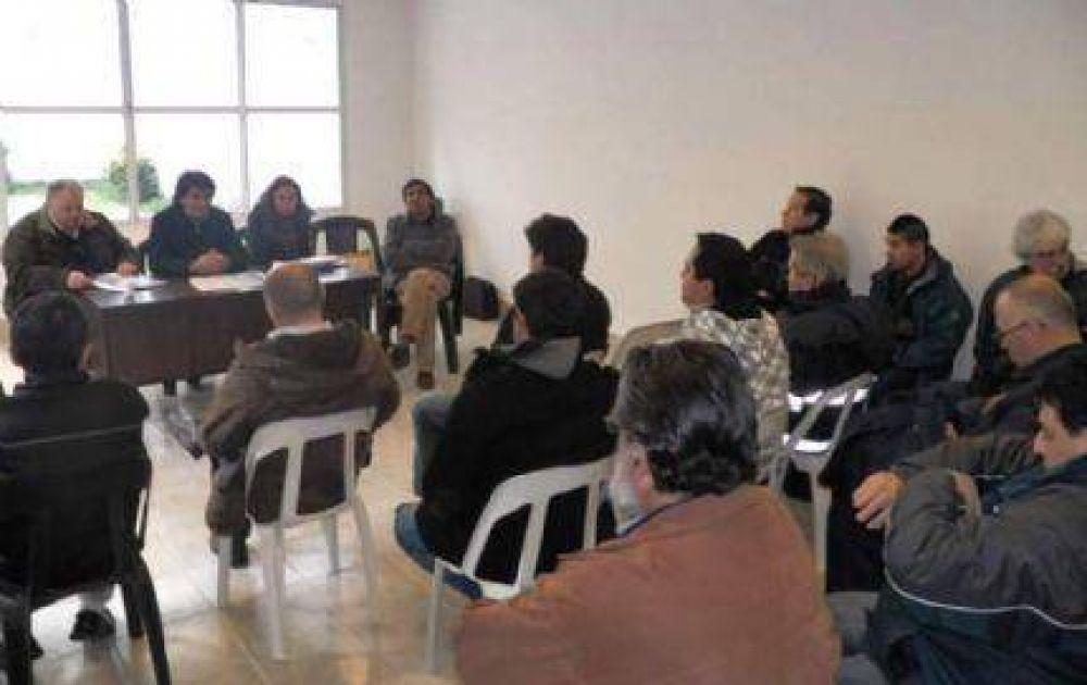 Se realizó plenario de la CGT marplatense