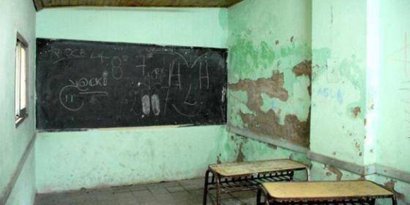 Docentes de Suteba reclamaron por problemas de infraestructura en escuelas