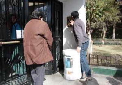 Por una pérdida, a unas 80 familias les cortaron el gas