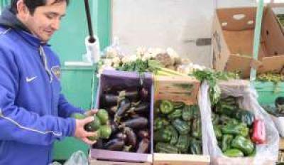Verduras: dicen que bajará el precio recién en octubre
