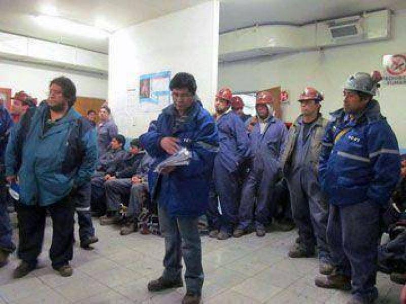 """En ATE Río Turbio plantean debatir la seguridad laboral """"sin ocultar nada"""""""