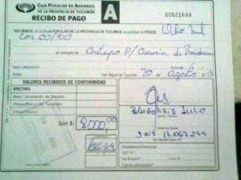"""La Bancaria denuncia extraños pagos por """"asesoría"""" a Cacho Cortalezzi"""