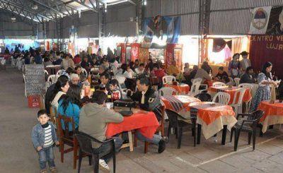 Con buena asistencia culminó la 6º Feria de la Comida Regional