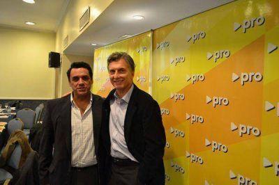 Lueiro se reunió con Macri en Buenos Aires
