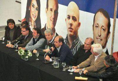 Dirigentes del Frente para la Victoria se reunieron en nuestra ciudad