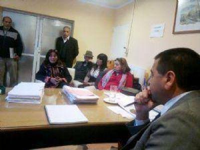 Gordillo pidió intensificar el trabajo en la ciudad Capital