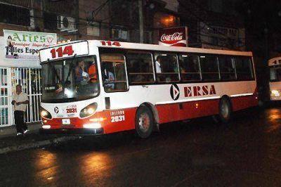 Choferes definen si suspenden el servicio de transporte desde las 22