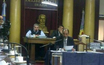 Azul: Inza no asistió a la sesión de interpelación y preparan comisión investigadora