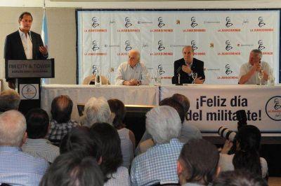 """La debacle de La Juan Domingo: de """"Scioli 2015"""" al apoyo de sus fundadores a Massa"""