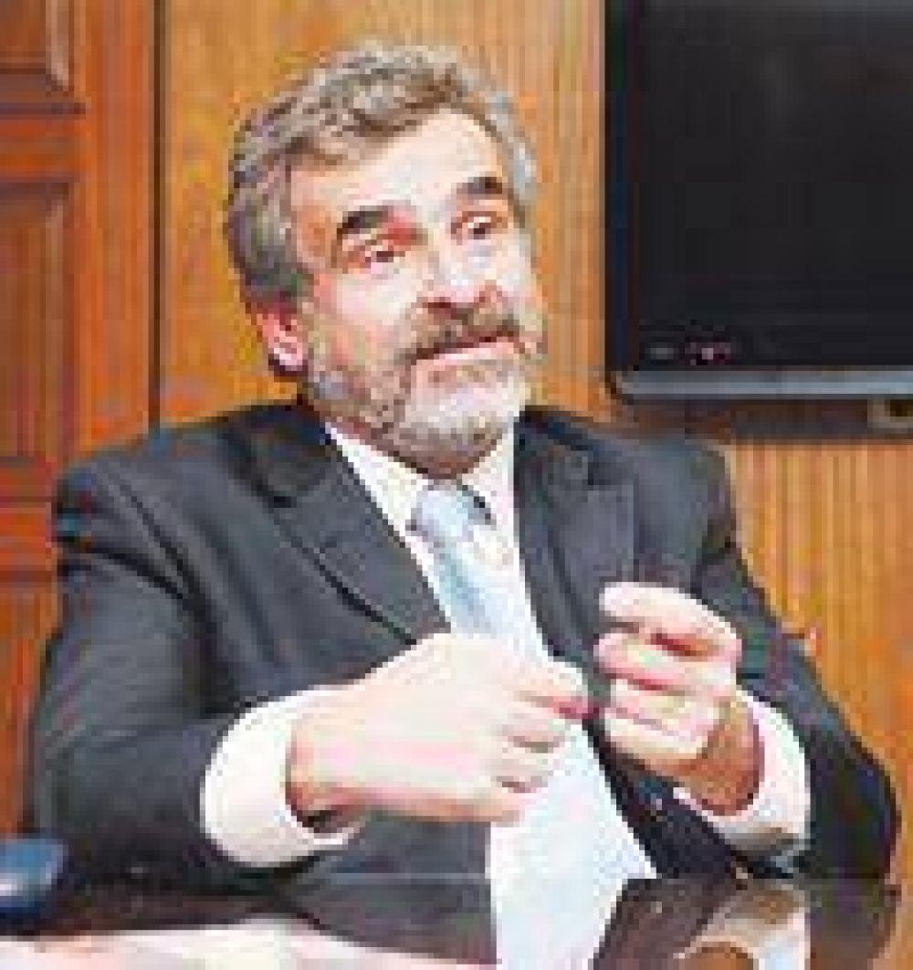 "Rossi: ""Kirchnerismo en Diputados sabe negociar. No habrá crisis"""
