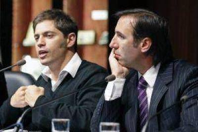 Lorenzino y Kicillof van al Senado a defender la reapertura del canje