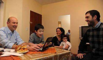 Más de 500 familias escrituraron con Mi Primera Casa