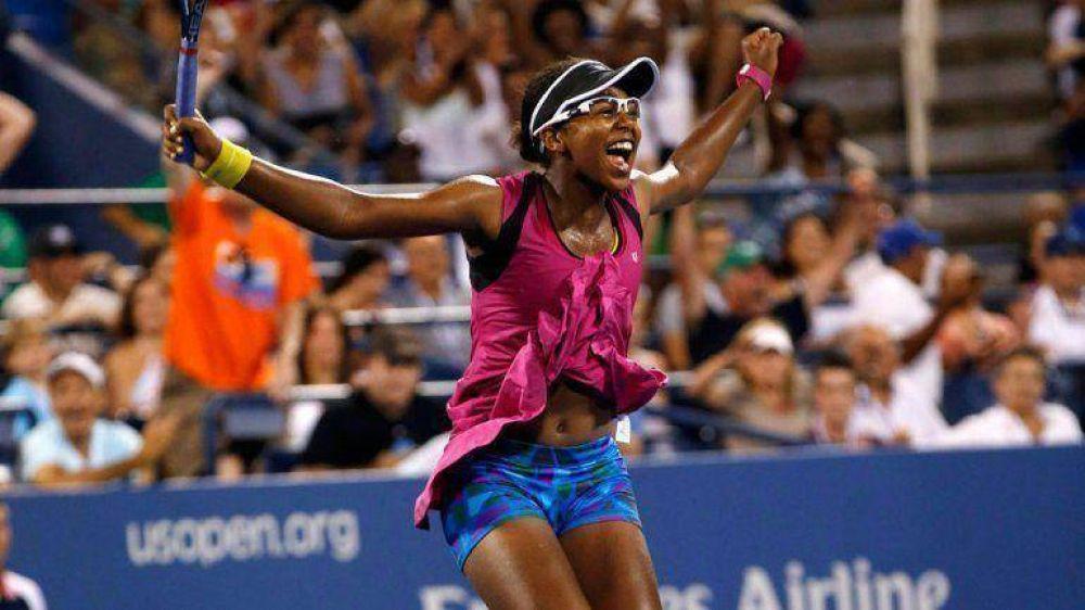 US Open: la adolescente que eliminó a una campeona