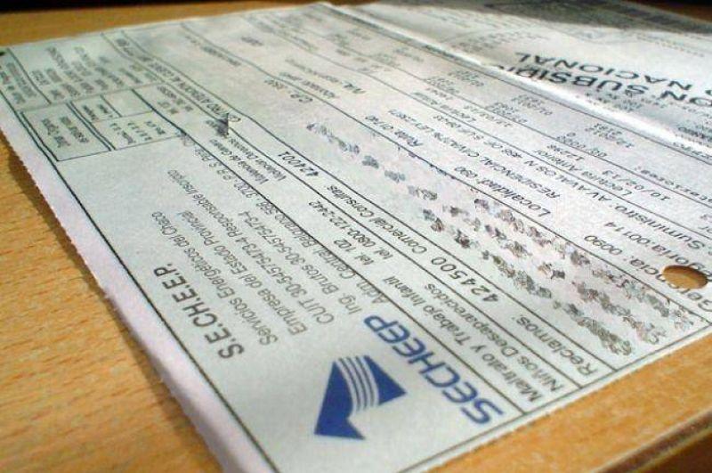 Con la factura de septiembre, Secheep comenzará a devolver el cargo fijo