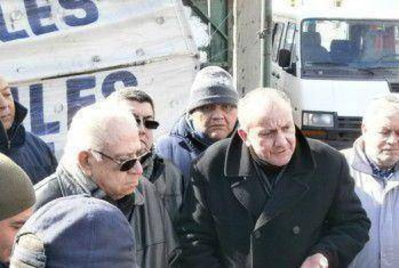 Alerta y movilización en el puerto de Mar del Plata