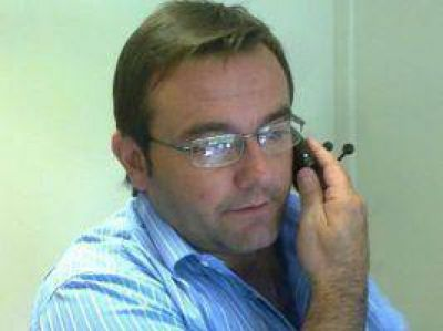 Serralta renunció a la AMT para dedicarse a su precandidatura