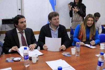 Cámara de Diputados: Melella participó del lanzamiento federal de la Maratón por Malvinas