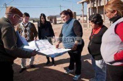 """La comuna ya tiene la posesión de las tierras del asentamiento """"Mi Jardín"""""""