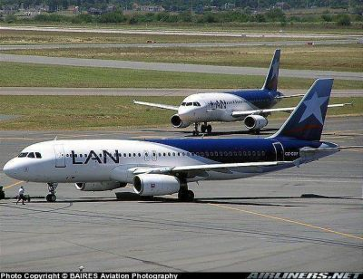 Una jueza frenó el desalojo del hangar de LAN en Aeroparque