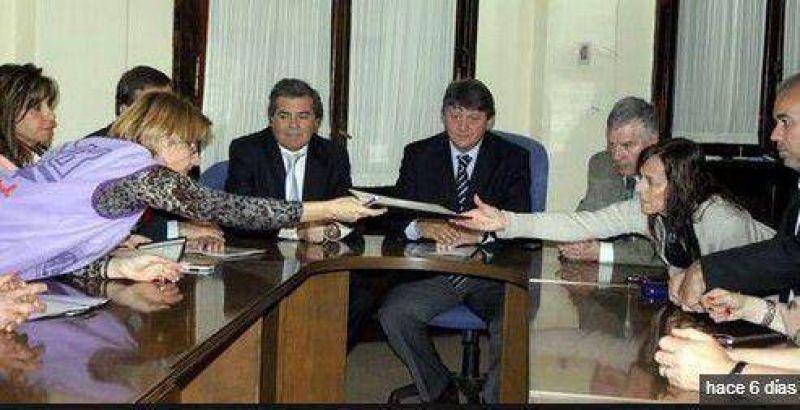 """Por la """"porcentualidad"""" comienzan reuniones técnicas entre judiciales y TSJ"""
