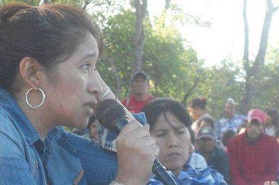 """Charole: """"Lo que se quiere es garantizar los derechos de los indígenas"""""""