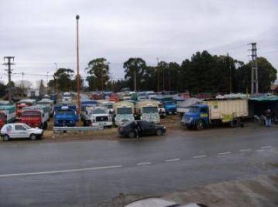 Sin arreglo: transportistas de cereales continuarán de paro