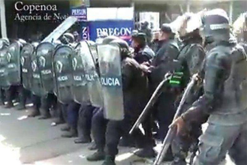 La Intersindical convocó a un paro provincial por los incidentes en Rentas