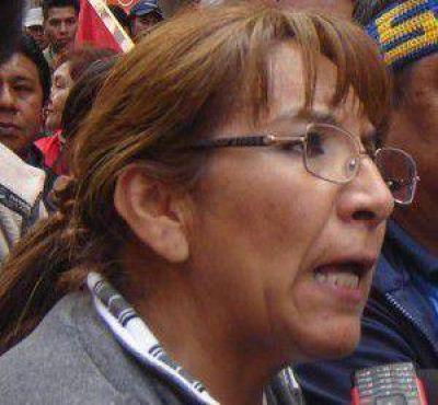 """Tras la violenta represión a la Intersindical ordenada por Eduardo Fellner: advierten que """"se encuentra en riesgo la paz social"""" de Jujuy"""