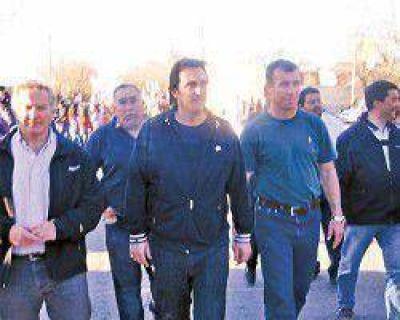 La campaña de Compromiso Federal desembarcó con polémica en Valle Fértil