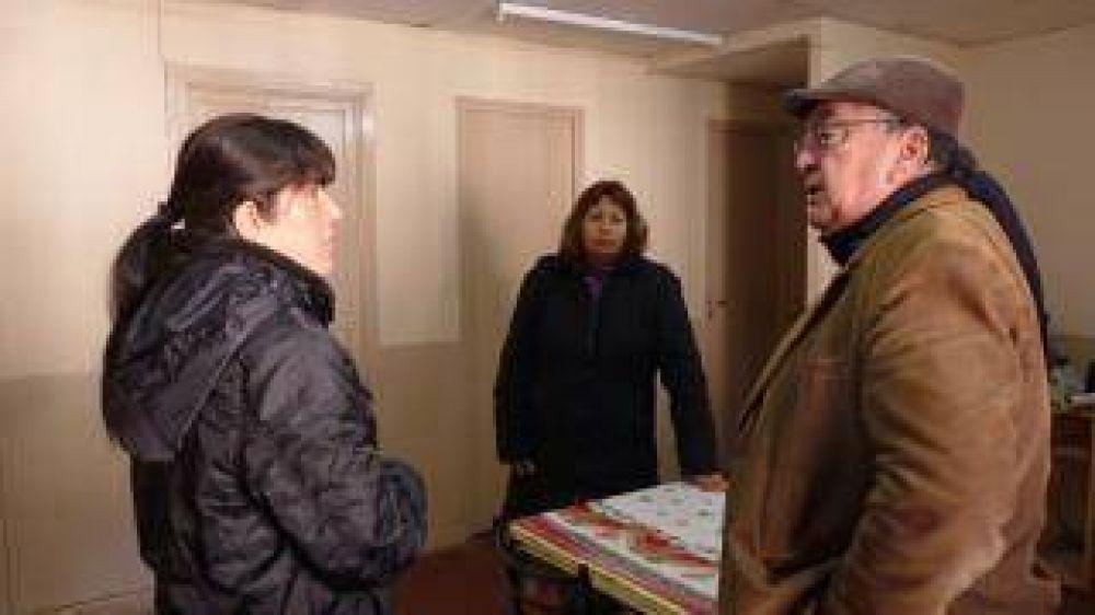 Buscan fortalecer el trabajo social en los barrios