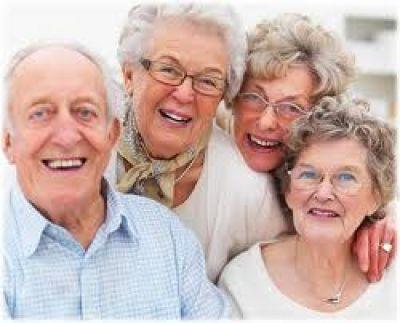 Encuentro con jubilados en pos de los derechos de la ancianidad