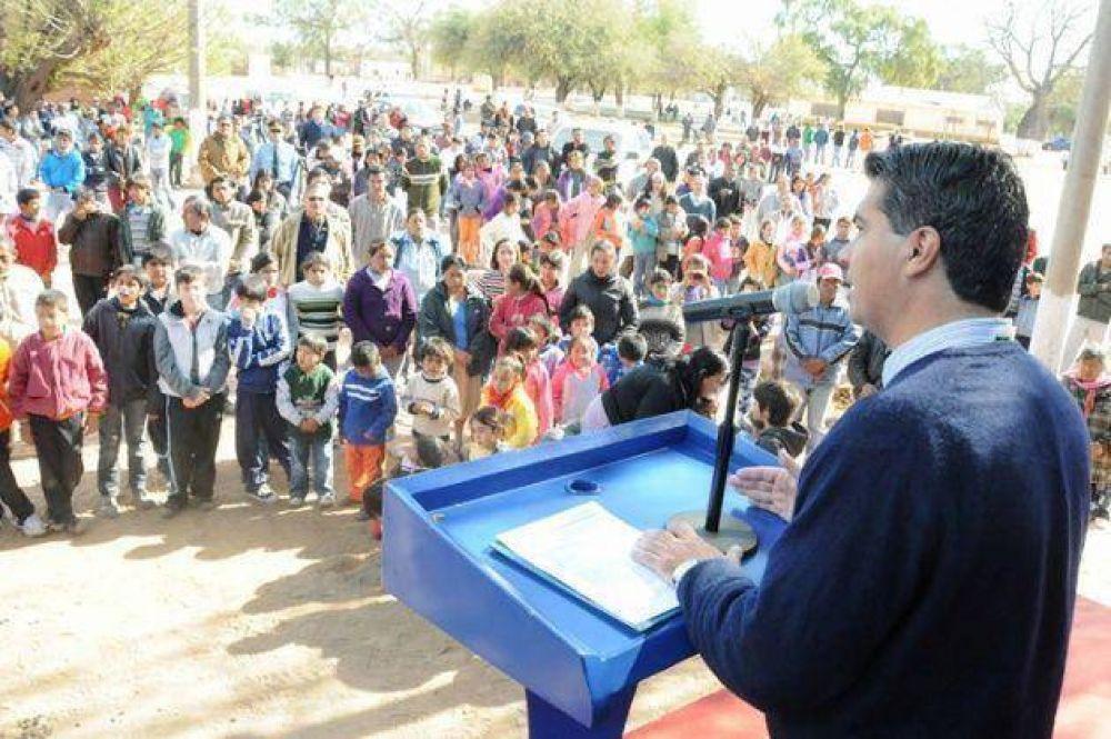 Inauguraron las obras del Centro Sanitario Wichí en El Impenetrable