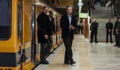 Macri pide 190 millones de dólares para el subte A
