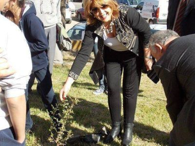 Impulsar�n ley para incluir la forestaci�n en los barrios nuevos