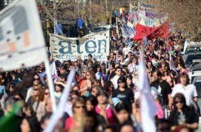 Tras la marcha, mapuches har�n bloqueo a Chevron