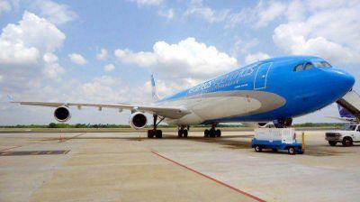 """Chile afirma que Aerolíneas es """"bienvenida"""", pero Recalde dice que es """"difícil competir"""""""