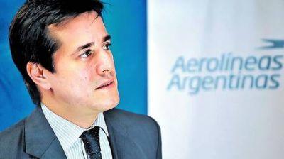 El titular de Aerolíneas acusó a LAN de competir de manera desleal