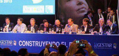 """Fuerte apoyo de gobernadores a la candidatura de Carlos """"Camau"""" Espínola"""