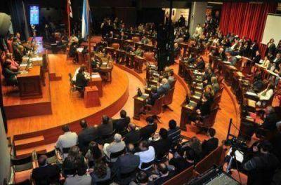 Legislatura: sancionaron proyectos del Parlamento Estudiantil Misionero