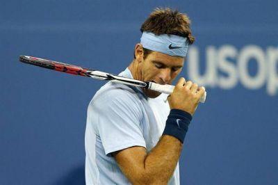 Golpe duro: Del Potro cayó ante Hewitt y quedó eliminado del US Open