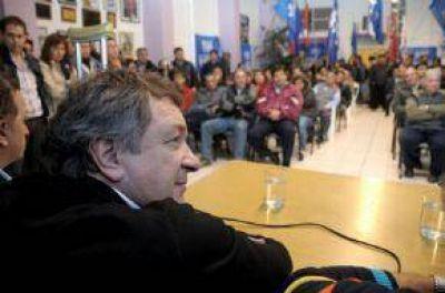 """""""Los Peronistas No Nos Quebramos En La Derrota"""", Dice Yauhar En Acto Del PJ En Comodoro"""