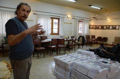 Ya funciona el centro de cómputos electoral